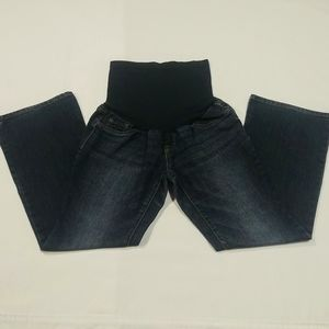 Indigo Blue Maternity Pants/Jeans
